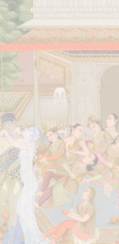 Illustrating cross-culturalism in Persian literature and art